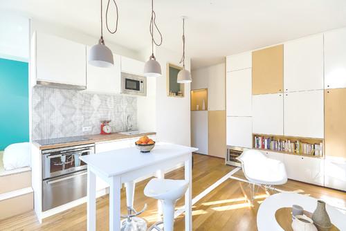 Un appartement de 30m² optimisé !