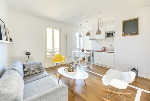 Un appartement de 30m² optimisé !
