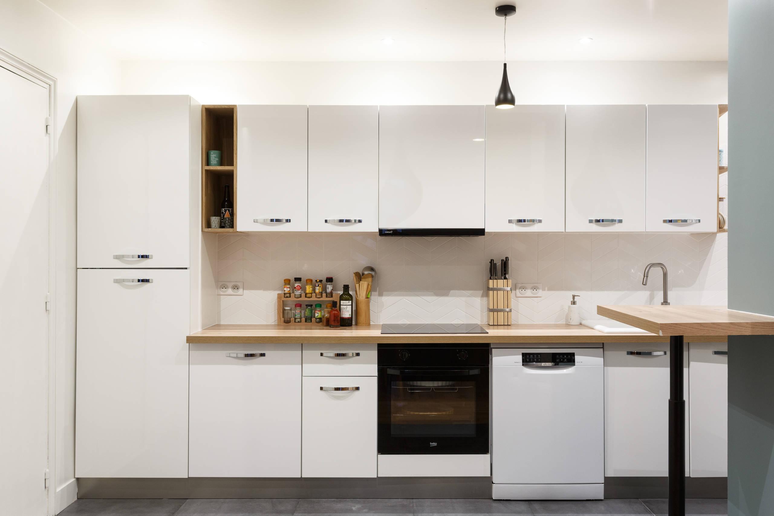 Une cuisine contemporaine et originale
