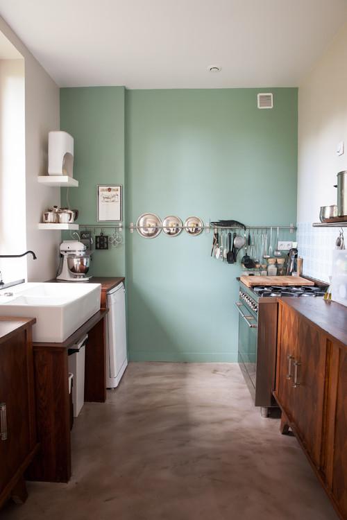 Une cuisine originale