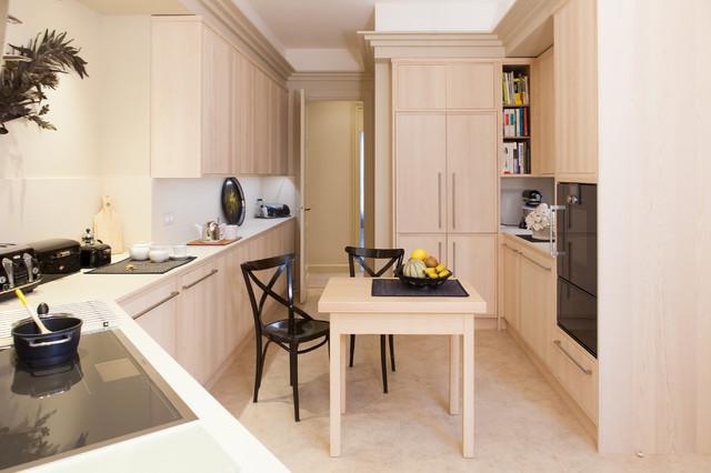 une cuisine sur mesure la recherche de modernit et d l gance grange cuisi modern. Black Bedroom Furniture Sets. Home Design Ideas