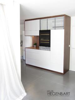 vaisselier avec cave vins int gr e contemporain. Black Bedroom Furniture Sets. Home Design Ideas
