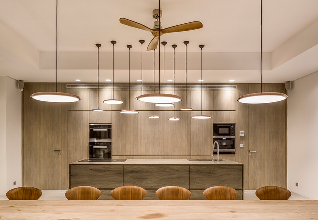 Villa The Rock - Ibiza - Contemporary - Kitchen - Paris - by Zsofia ...