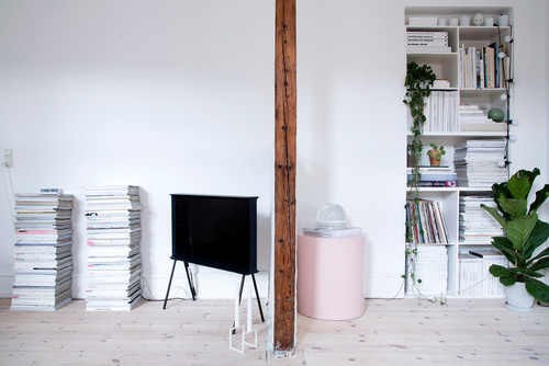 scandinavian living room interiors