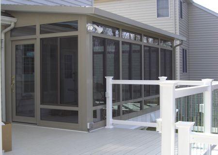 4 Season Porches contemporary-deck