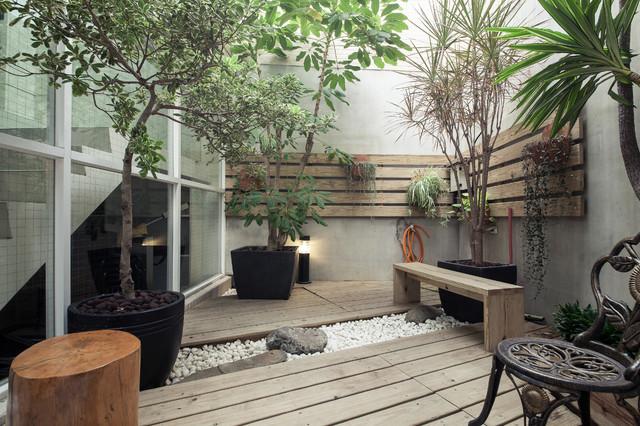 Terrazas urbanas: conviértela en un jardín secreto