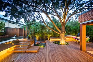 Naroon Road contemporary-deck