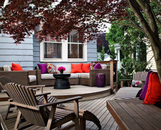 Archadeck Outdoor Living - Traditional - Patio - Boston ...