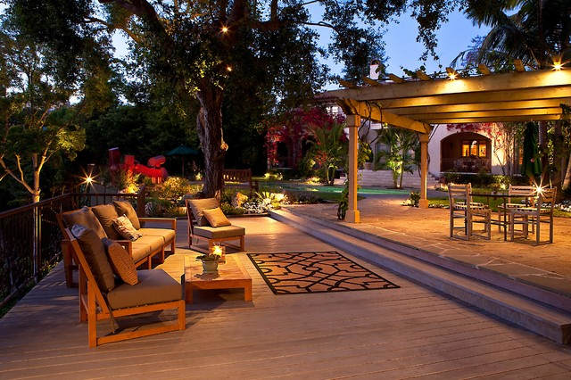 Art Garden - Los Angeles traditional-deck
