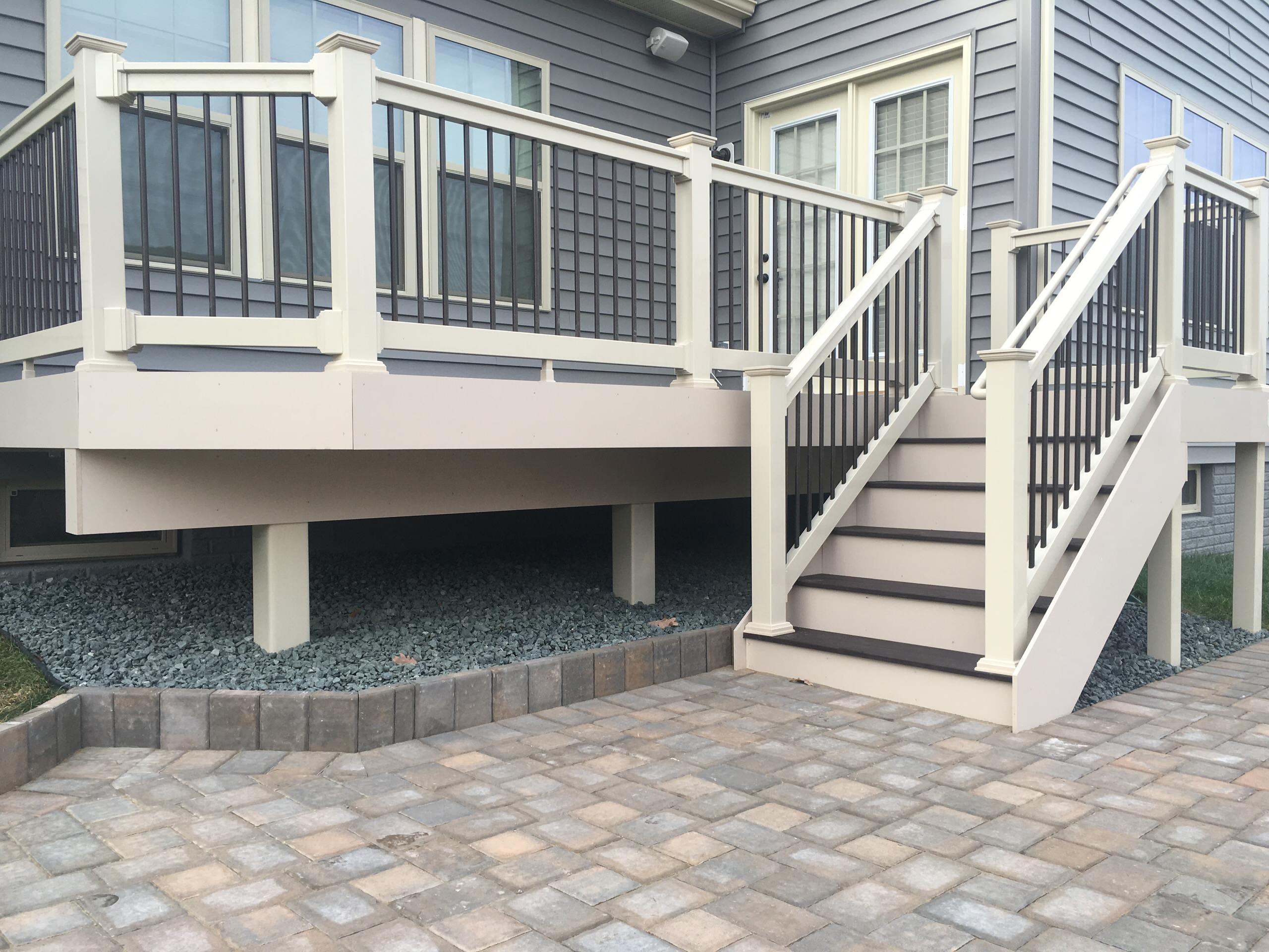 Arundel Woods Deck / Patio