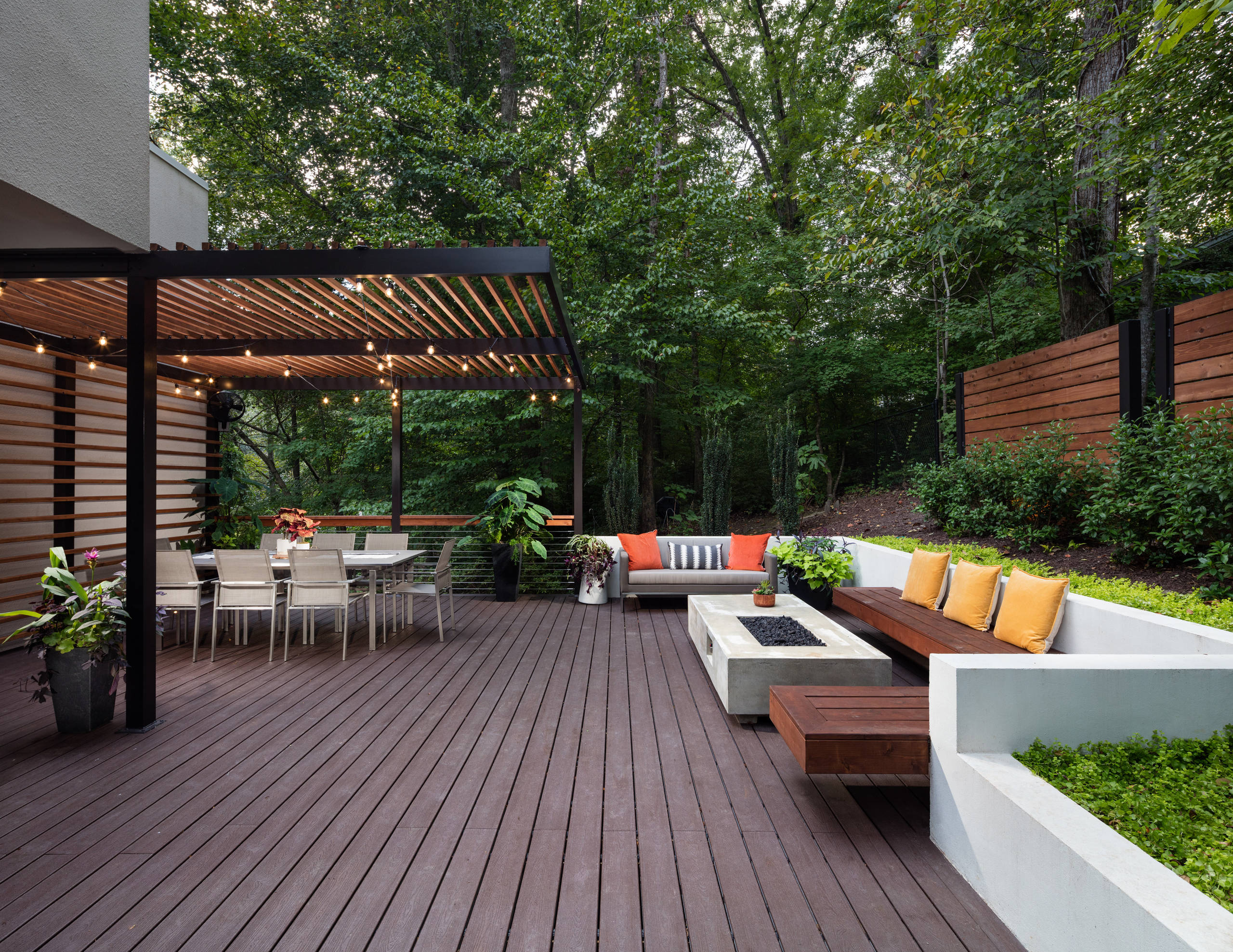 75 Beautiful Large Deck Pictures Ideas March 2021 Houzz