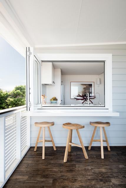 Are Indoor Outdoor Serveries Summer S Hottest Kitchen Accessory Houzz Nz