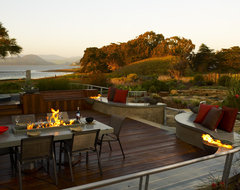Back Bay Retreat beach-style-deck