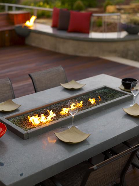 Back Bay Retreat beach-style-deck