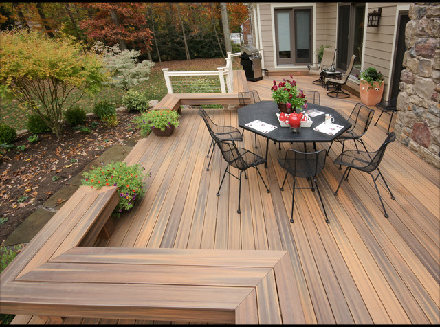 Baltimore Fiberon Deck