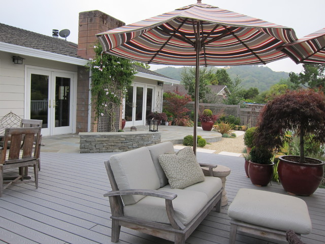 Beaconsfield Residence modern-deck