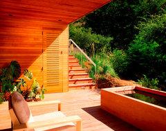 Berkeley Hills Residence contemporary-deck