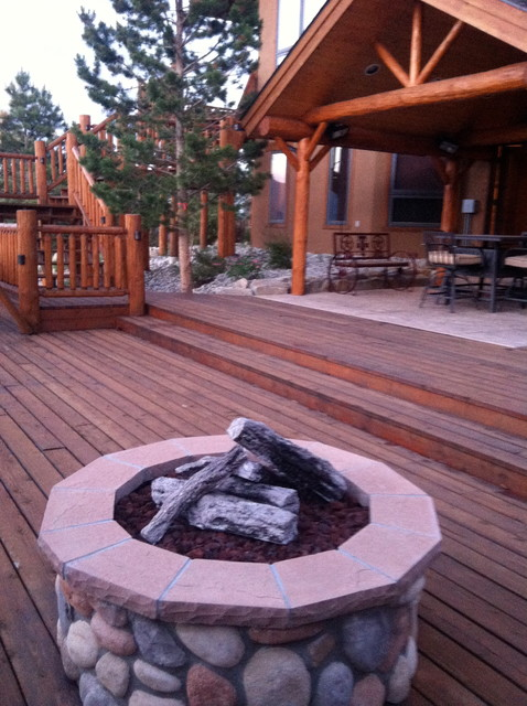 Best Project traditional-deck