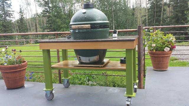 Big Green Egg BBQ/Smoker