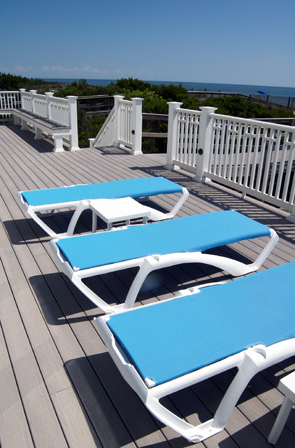 Boardwalk Builders traditional-deck