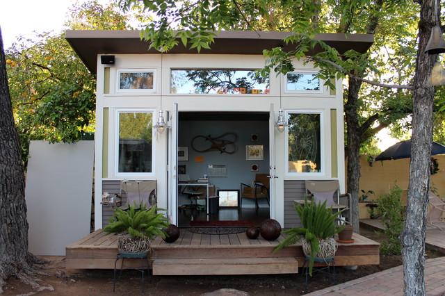 Bowers Studio contemporary-deck