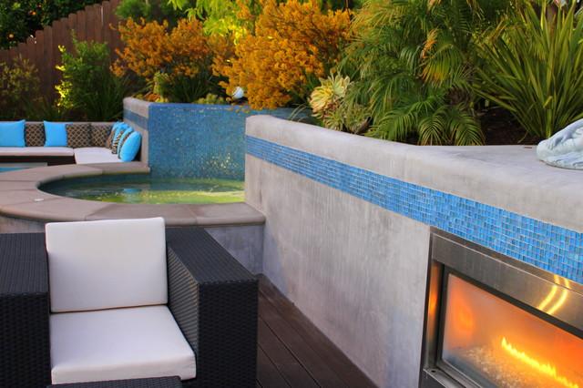 Brennan Residence contemporary-deck