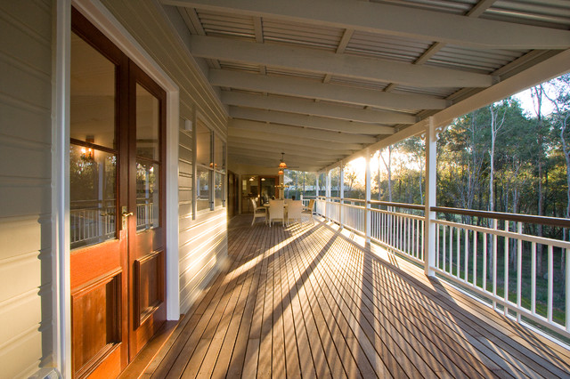 Burbank Energy Efficient Traditional Queenslander