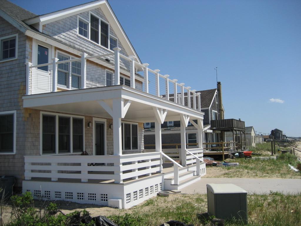 Cape Cod Decks