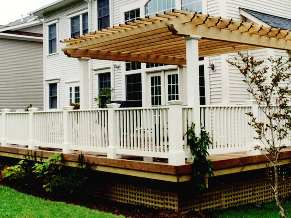 Baltimore Deck Builders together with Cedar Pergola And Wood Deck Contemporary Deck Other Metro also B1901adc51793412 besides 9e09351e4db3ff5a besides Quote. on deck railing designs