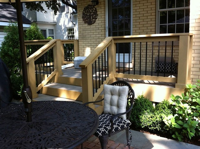 Chicago traditional-deck