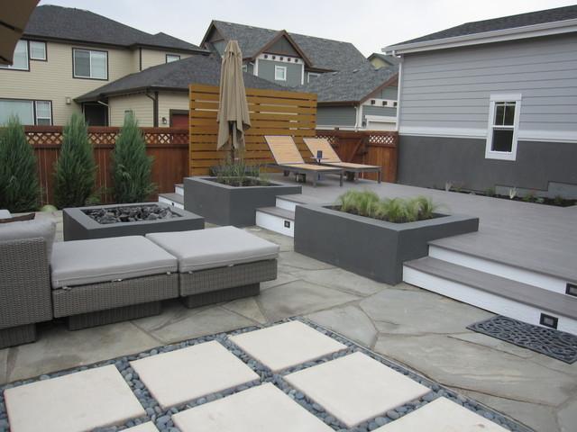 Residence lowry neighborhood best of houzz design 2015 modern deck