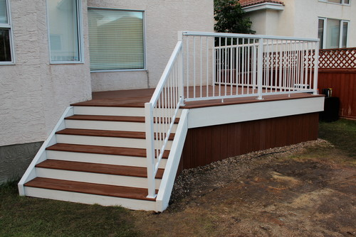 skirting ideas for deck