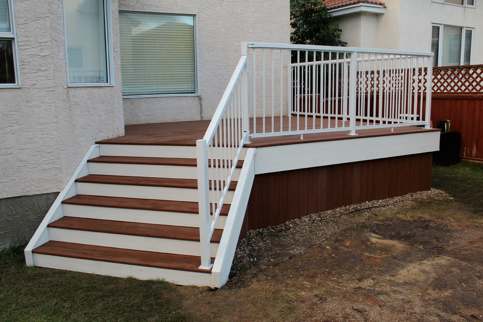 Example of a classic deck design in Other