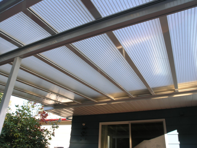 Conventional Roof Style Traditional Deck Other Metro