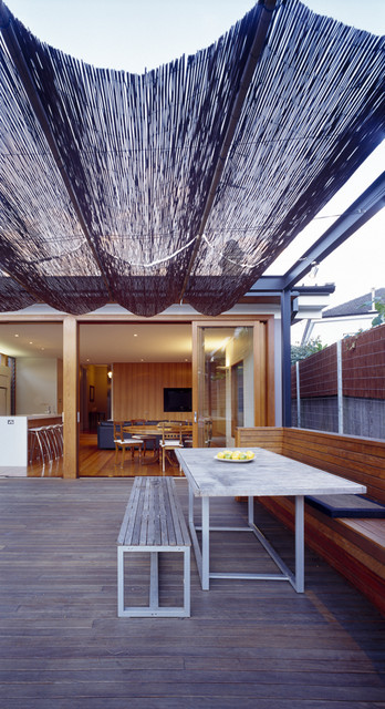 Cooper House contemporary-deck