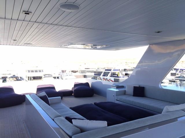 Custom Adonia Yacht Modern Terrace Phoenix By