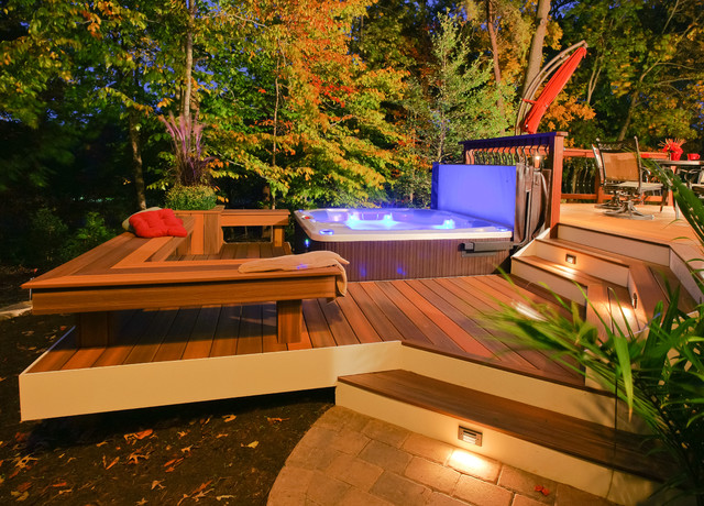 how to add a deck - Deck