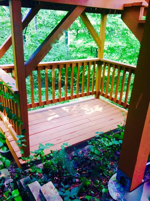 small yard deck ideas