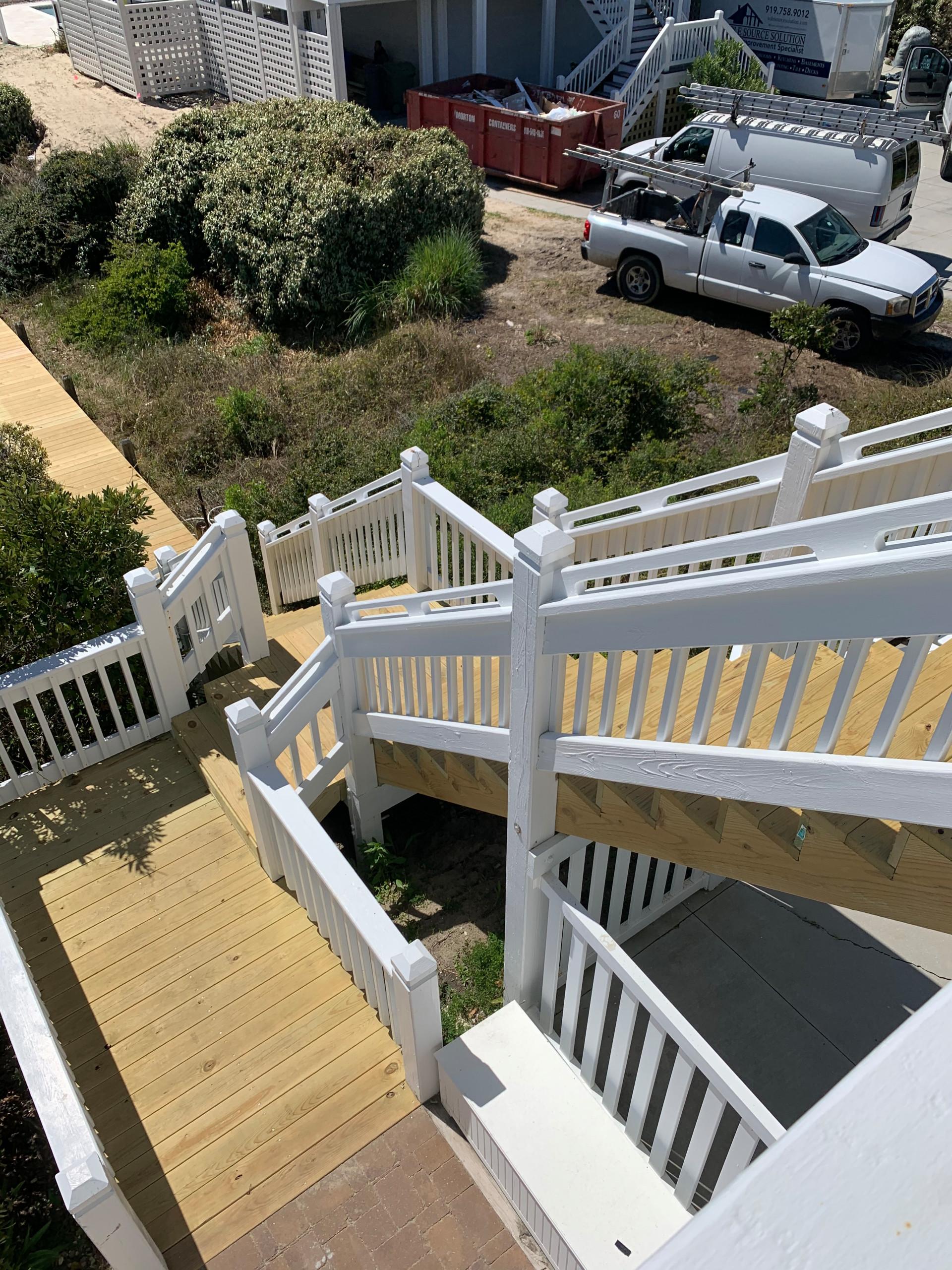 Deck Design & Repair