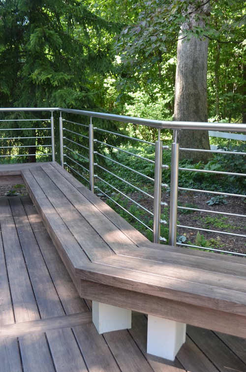 Is This Zuri Decking In Weathered Grey