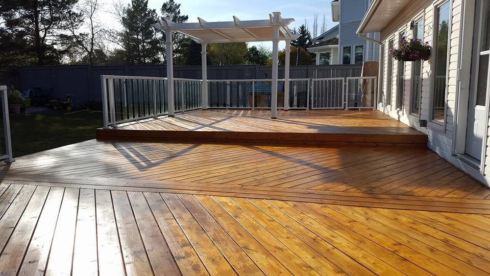 Deck Facelifts