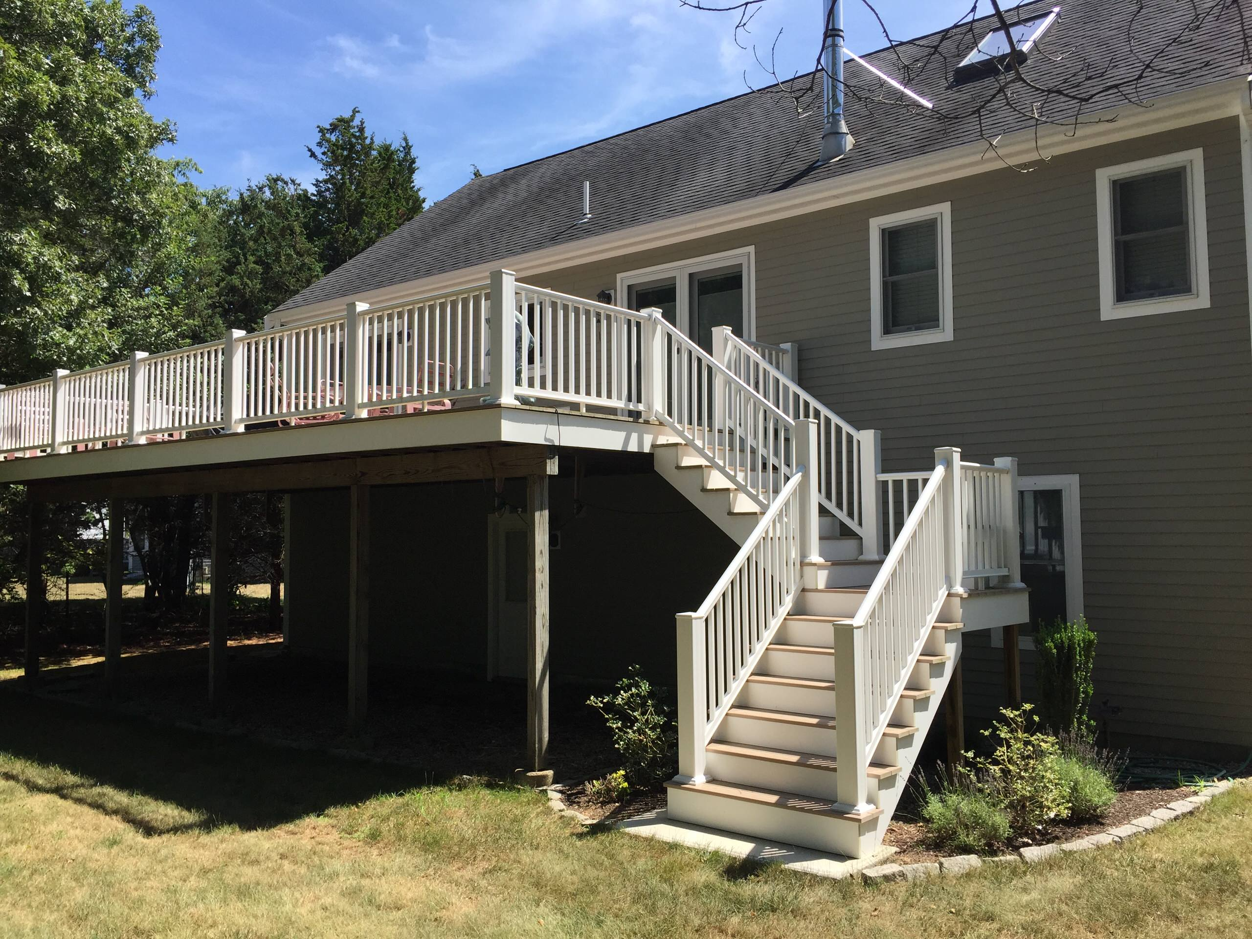 Deck in Falmouth