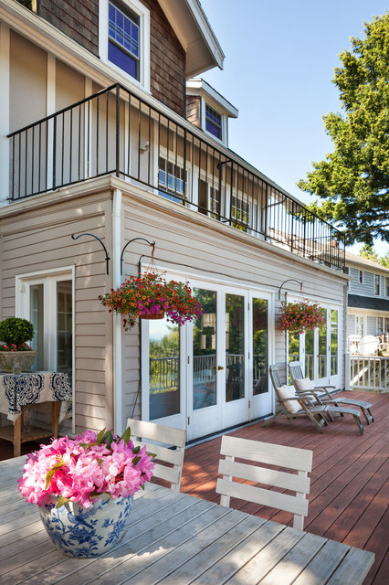 Deck - Traditional - Deck - Portland - by KuDa Photography