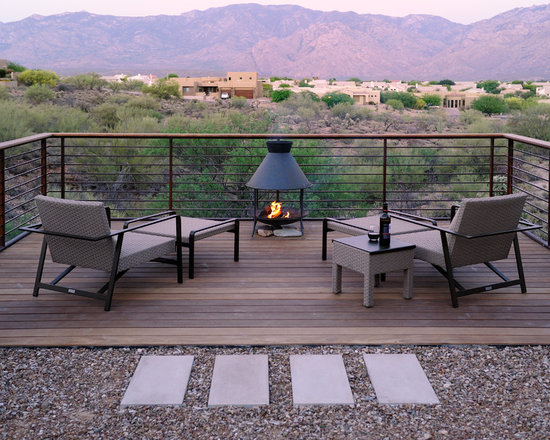 cost of deck vs cost of patio home design ideas pictures