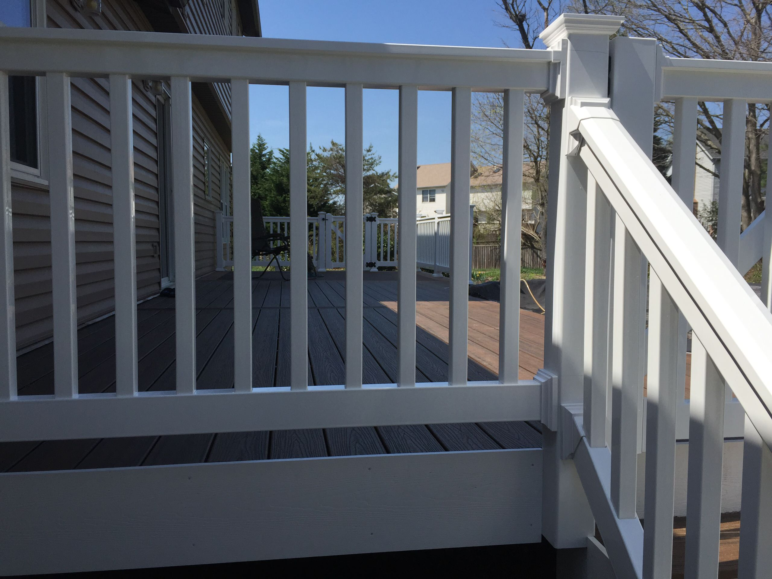 Deck Renovation
