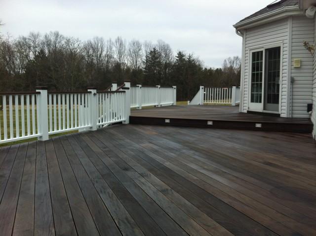 Deck work deck