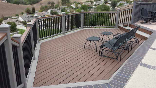 Decking And Railing Colors Combinations Trex Composite