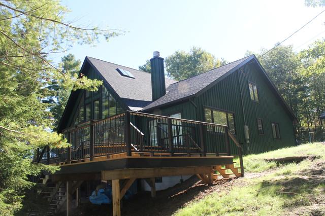 Decks & Porches traditional-deck
