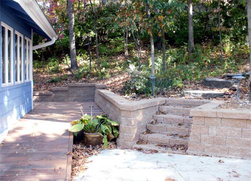 Decks and Railing traditional-deck