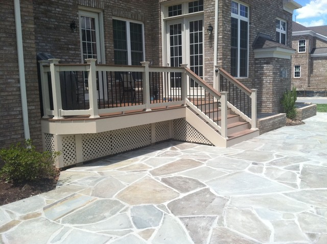 Decks by Blue Moon Construction traditional-deck